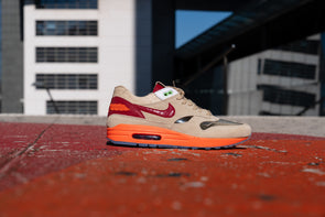 "Nike Air Max 1 X Clot ""Kiss of Death"""