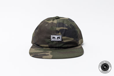 Obey Cap Overthrow 6 Panel SB