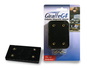 GiraffeG4 Magnetic Mount- For Tow Vehicles with steel bodies