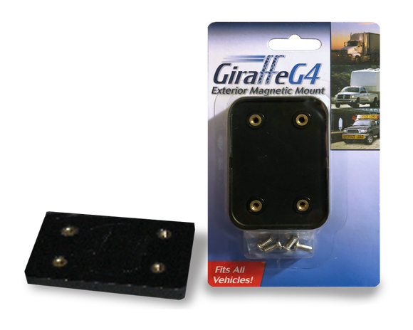 GiraffeG4 Magnetic Mount- For Pilot Cars and Tow Vehicles