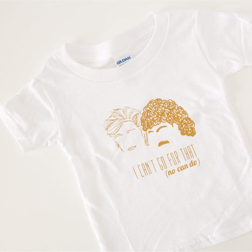 Hall and Oates toddler tee by exit343design