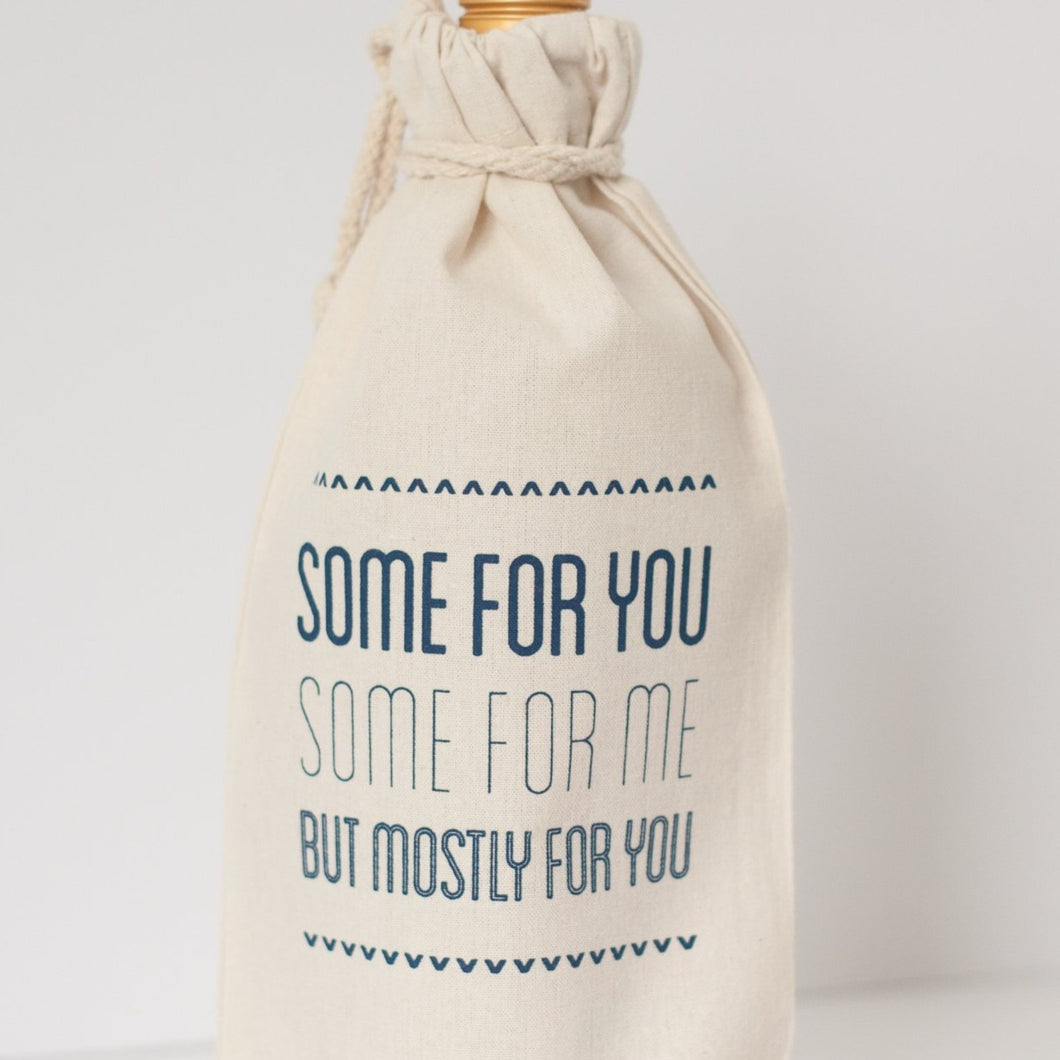 funny gift bag for a birthday gift