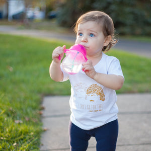 Hall and Oates toddler tee styled
