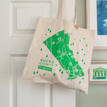 Bucks County tote bag by exit343design, Doylestown tote bag, Pennsylvania tote bag, New Hope tote bag