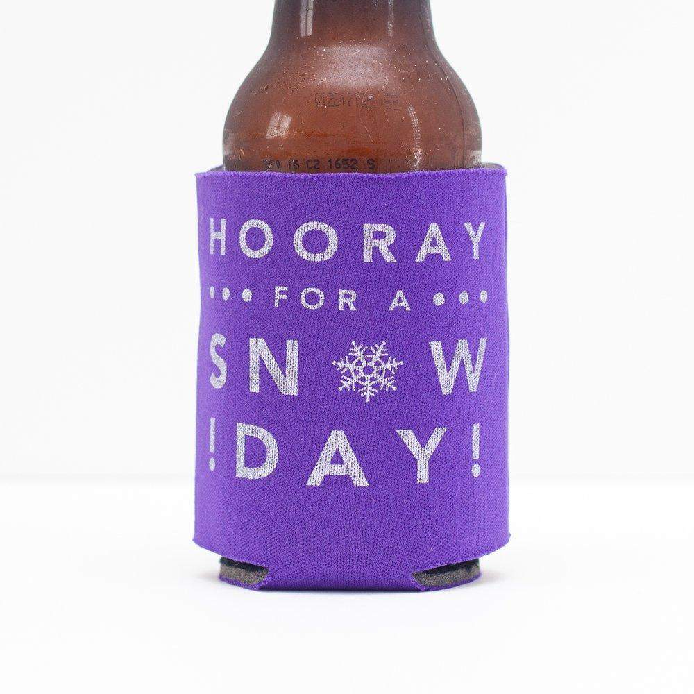 hooray for a snow day easy teacher's gift for the holidays by exit343design
