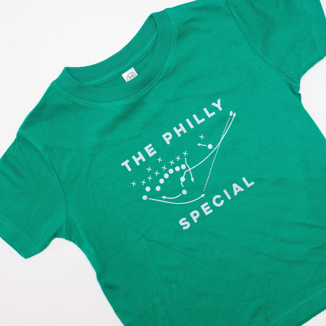 The Philly Special toddler tee by exit343design