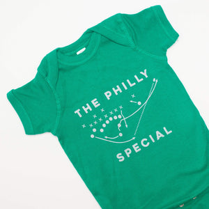 The Philly Special shirt, Philadelphia baby tshirt