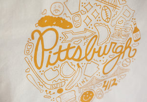 Pittsburgh icons by exit343design