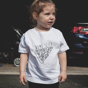 toddler in Home Slice toddler tee by exit343design