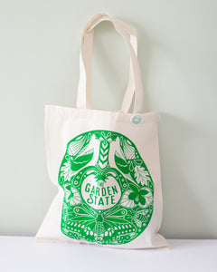 The Garden State tote bag by exit343design