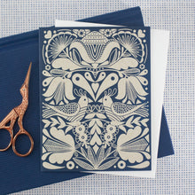 decorative blank card by exit343design