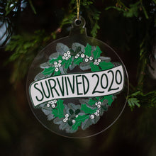 2020 christmas ornament by exit343design