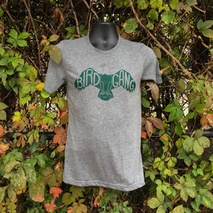 Bird Gang football tshirt, Philadelphia football tshirt, eagle tshirt by exit343design