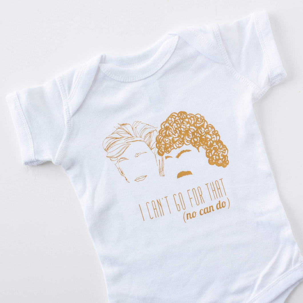Hall and Oates 80's band baby tshirt