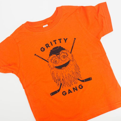 Gritty gang toddler tshirt by exit343design