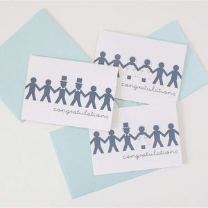 wedding card for gay wedding, LGBTQ friendly card