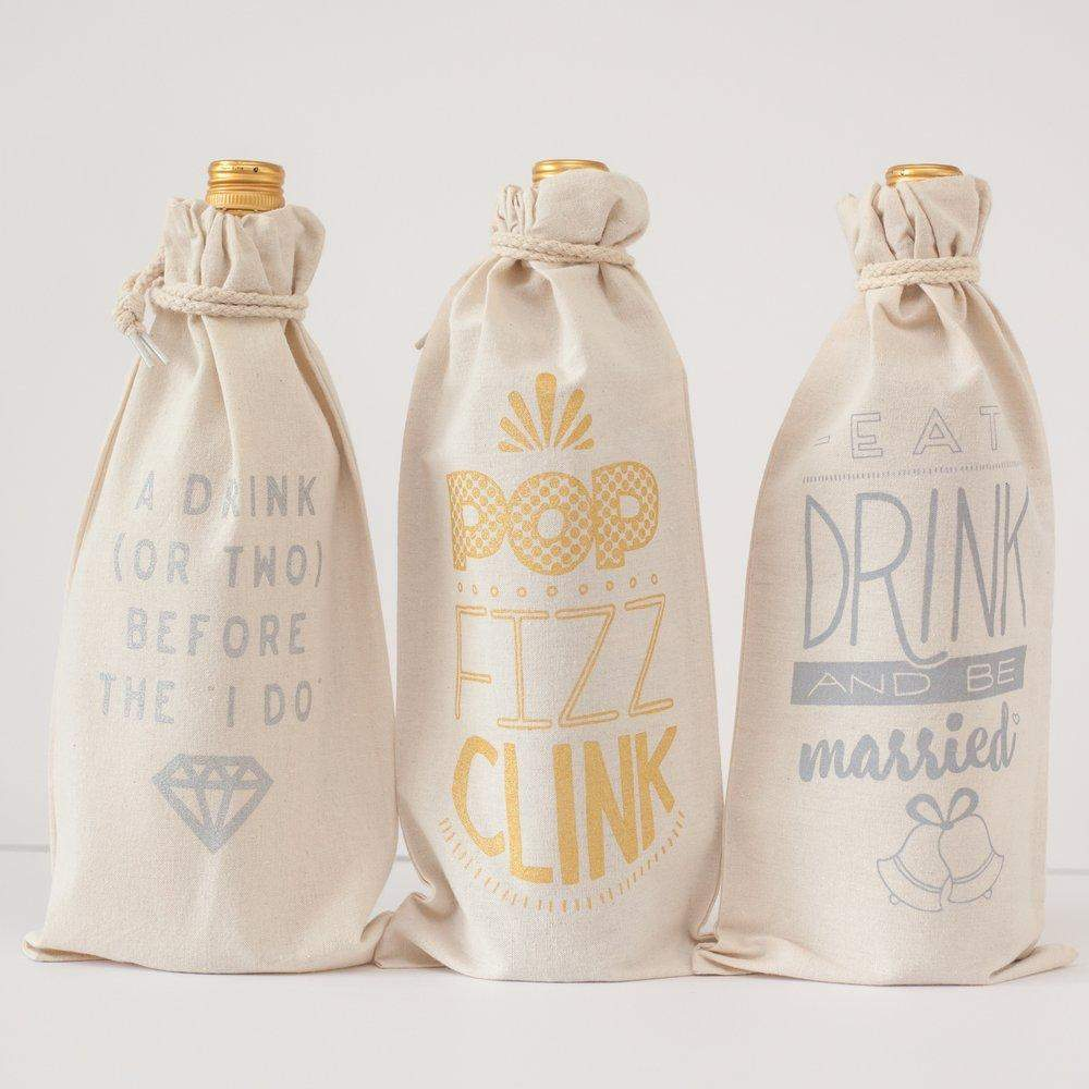 ... wedding gift bag eat drink and be married wine gift bag gift for & wedding gift bag eat drink and be married wine gift bag gift for ...