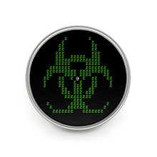 Cataclysm Dark Days Ahead Hazard Symbol Pin