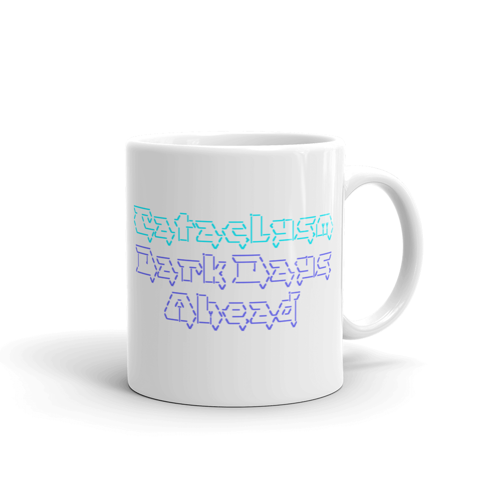Cataclysm Dark Days Ahead ASCII Mug