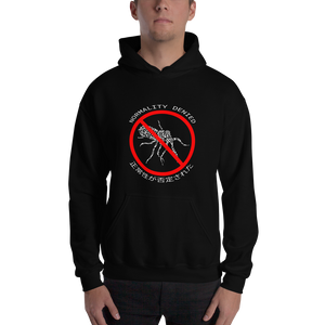 No Shapeshifters Hoodie Inverse
