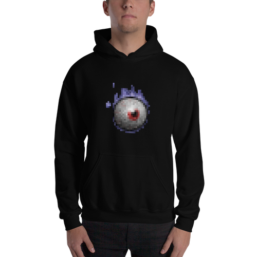 Cataclysm Dark Days Ahead Flaming Eye Hoodie