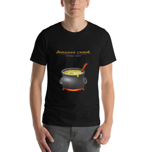 Dungeon Crawl Stone Soup Icon Shirt W/Logo