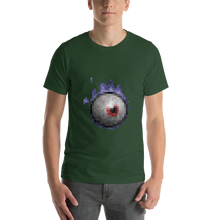Cataclysm Dark Days Ahead Flaming Eye Shirt