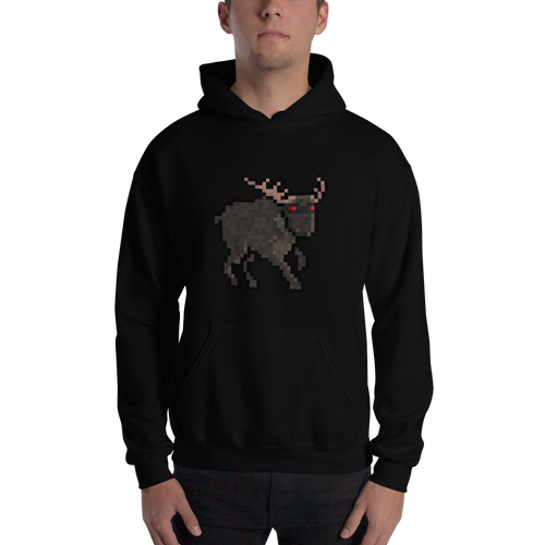 Cataclysm Dark Days Ahead Moose Hoodie