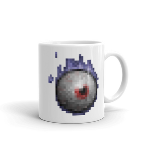 Cataclysm Dark Days Ahead Flaming Eye Mug