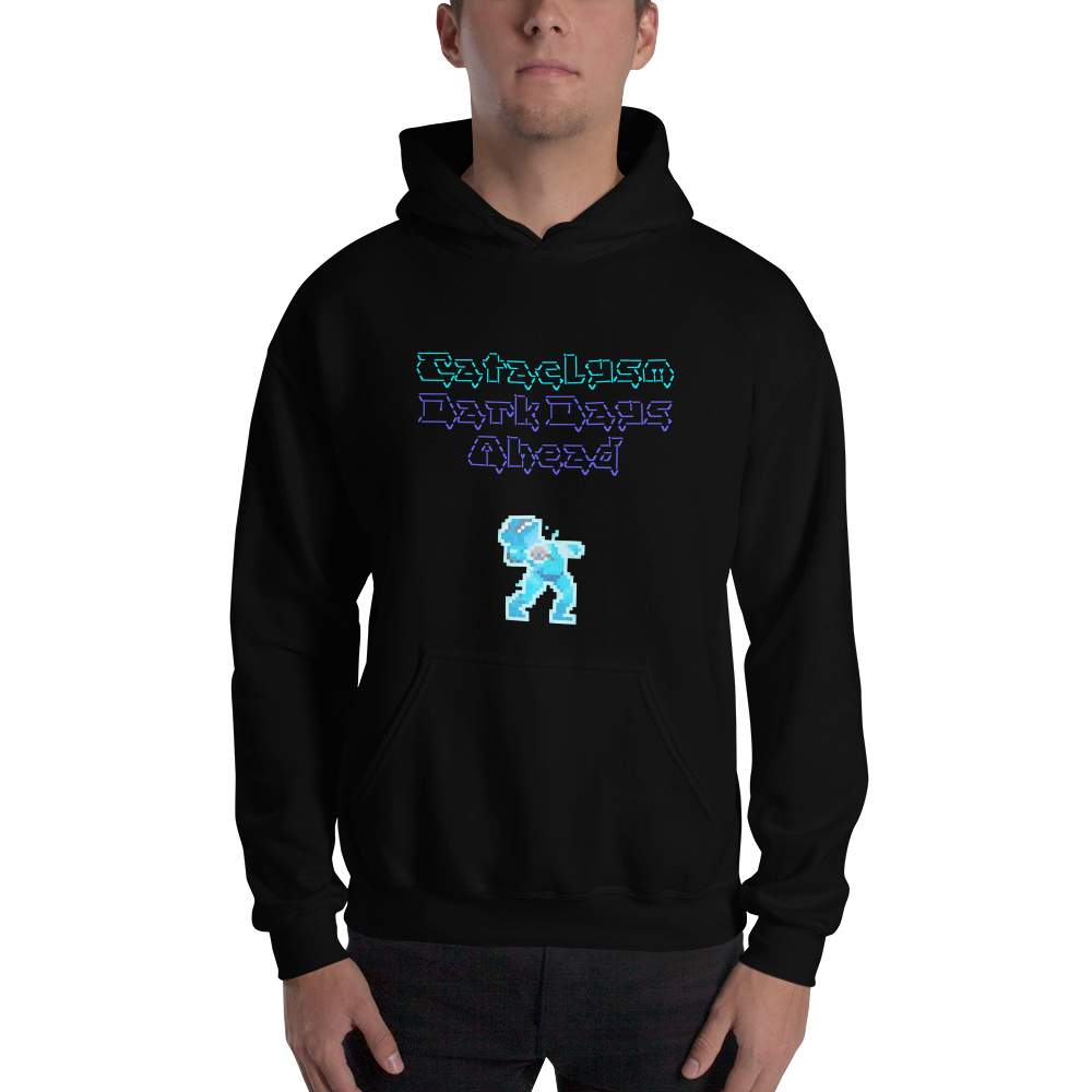 Cataclysm Dark Days Ahead Shocker Zombie Hoodie W/Logo
