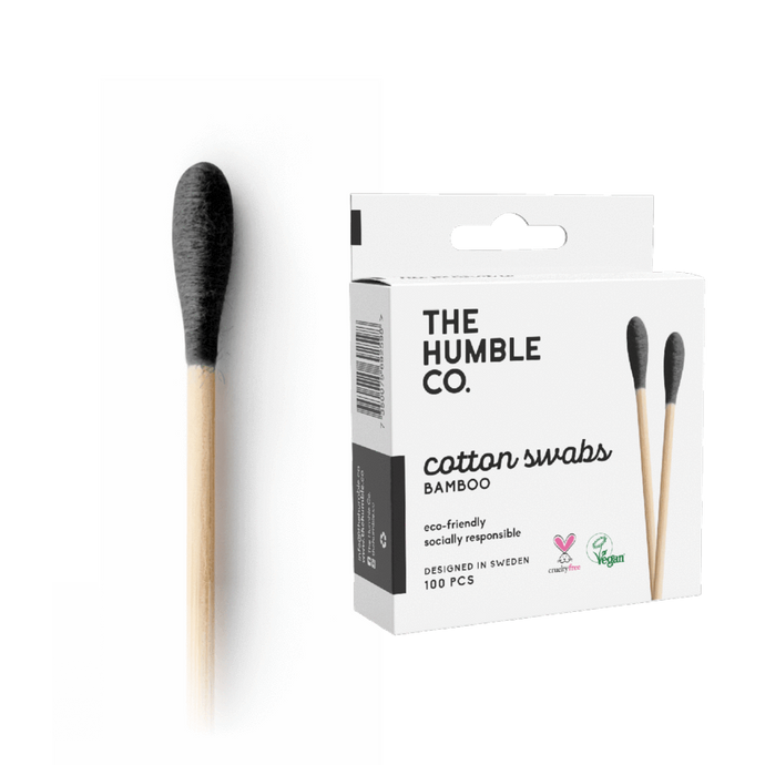 The Humble Co Bamboo Cotton Swab Singapore