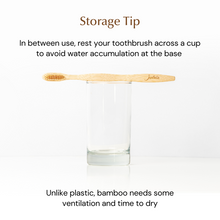 How to Store Bamboo Toothbrush Ultra Soft Bristle Singapore