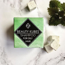 Beauty Kubes Singapore Oily Hair Shampoo Cubes
