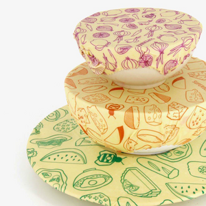 SuperBee Beeswax Wrap Foodie Beeginner Set Singapore
