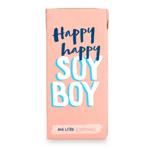 Happy Happy Soy Boy Soy Milk Singapore