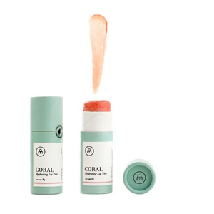 Coconut Matter Natural Lip Balm Tint Coral Singapore