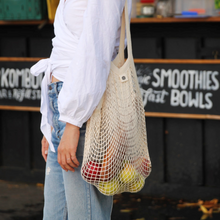 Cotton Net Tote Bag