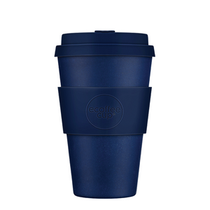 Ecoffee Cup Bamboo Fibre Takeaway Cup Dark Energy 14oz 400ml Singapore