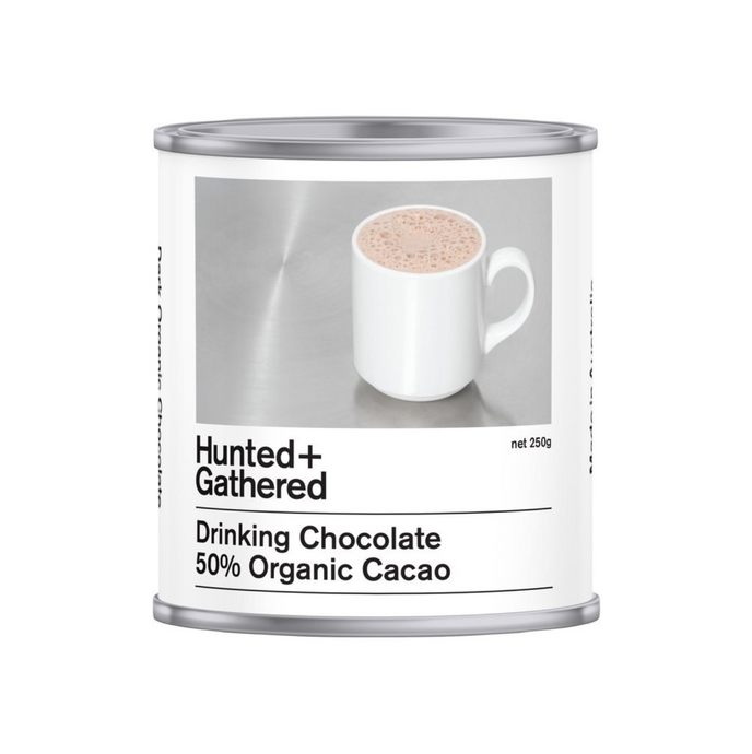 Huntered + Gathered Organic Drinking Chocolate Singapore