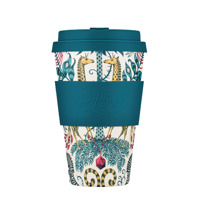 Ecoffee Cup Bamboo Fibre Takeaway Cup Emma J Shipley Kruger 14oz 400ml Singapore