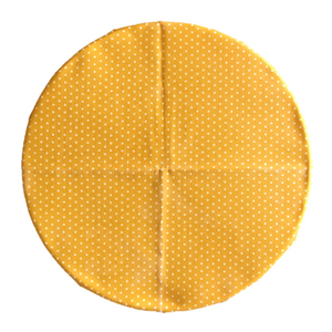 SuperBee Beeswax Wrap Yellow Polka Medium Singapore