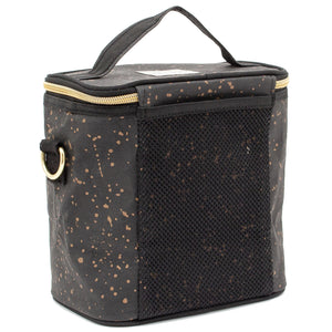 SoYoung Petite Lunch Bag Gold Splatter Paper Singapore