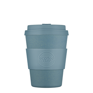 Ecoffee Cup Bamboo Fibre Takeaway Cup Gray Goo 12oz 350ml Singapore