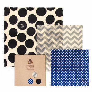 SuperBee Beeswax Wrap Beginner Set Singapore
