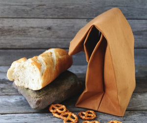 "The ""Brown"" Bag Lunch Bag"