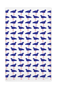 Jangneus Blue Birds Tea Towel Singapore