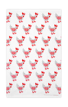 Jangneus Grey Hen Tea Towel Singapore