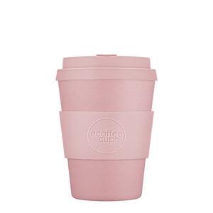 Ecoffee Cup Bamboo Fibre Takeaway Cup Local Fluff 12oz 350ml Singapore
