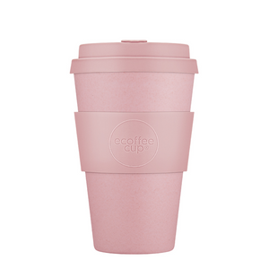 Ecoffee Cup Bamboo Fibre Takeaway Cup Local Fluff 14oz 400ml Singapore