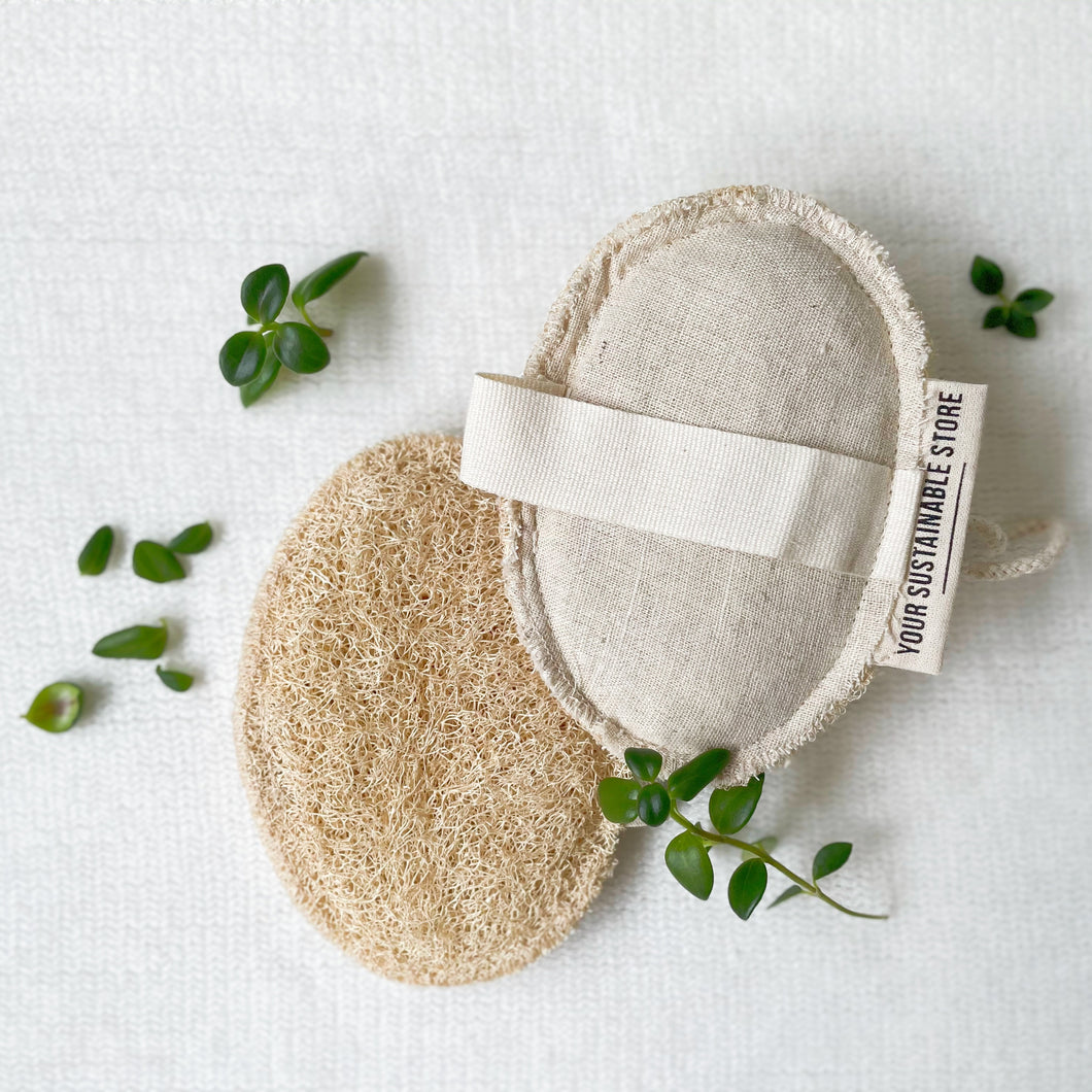 Loofah Natural Body Scrub Singapore